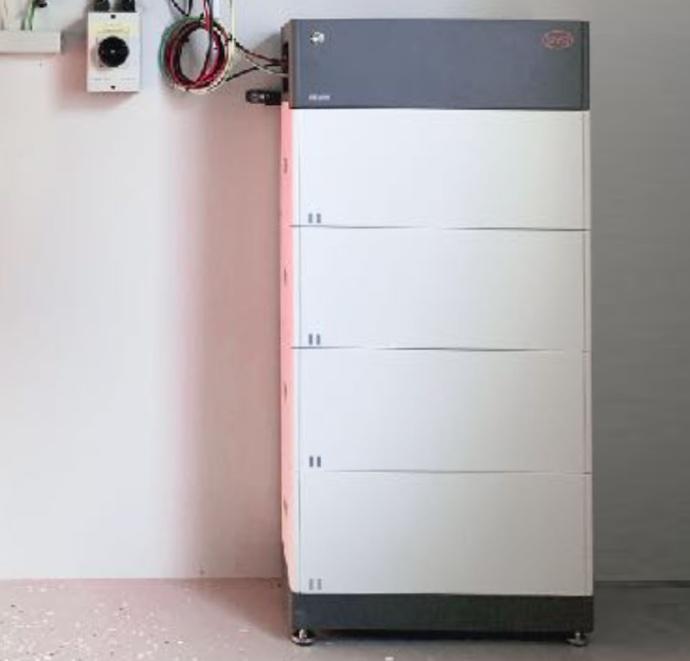 Batteri till din solcellsanläggning.