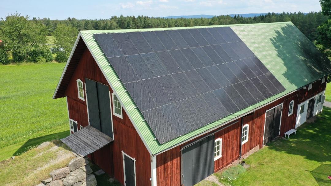 Solceller Lantbruk Jönköping