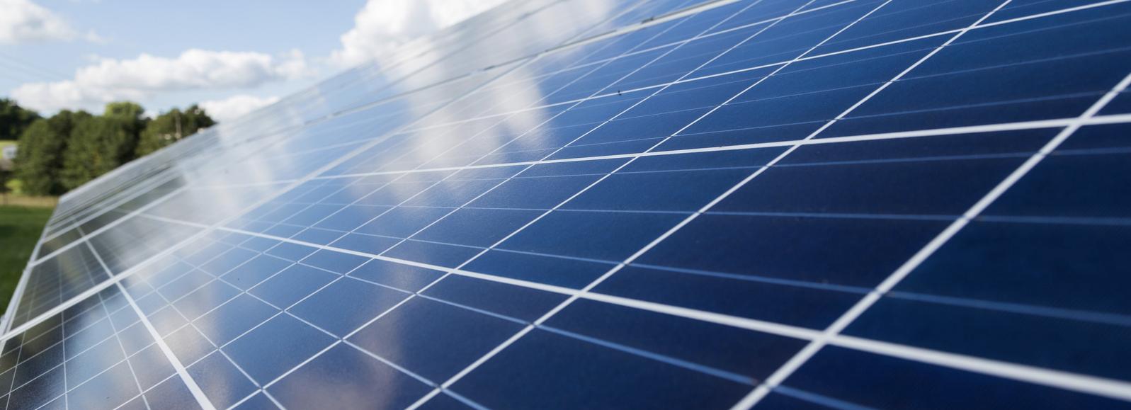 Solceller och solpaneler installerat av Wettersol i Jönköping